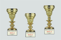 金属賞の世界のスポーツのコップのトロフィかトロフィのコップ