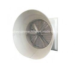 De glasvezel Versterkte AsVentilator van de Ventilator van de Ventilator van de Ventilator van de Uitlaat van Plastieken Industriële