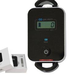 Euopean RoHS Standard et ce détecteur de monoxyde de carbone/ Co alarme pour le camping en plein air