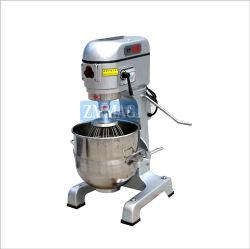 Piccola macchina planetaria industriale verticale del mescolatore di alimenti di B20 20L (ZMD-20)