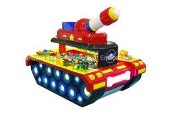 Het Stuk speelgoed van de Kinderen van de Lijst van het Werk van de Hand van de Tank van de Apparatuur van het vermaak