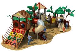 Nouvelle série d'enfants de la série de forêt Terrain de jeux extérieur Design personnalisé pour l'Amusement Park Anti-Fade jouets avec des certificats TUV/SG/ISO/ASTM norme européenne en matière de jeux