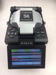 S6 Сращивание оптических волокон машины
