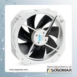 (SFM28080) AC 축 팬을 송풍하는 냉각 환기 금속 잎 배출