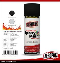 Aeropak pintura resistente al calor de alta temperatura