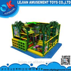 Nouveau design Lejian enfants Matériel programmable de terrain de jeux intérieur défini