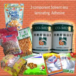 2 componentes isentos de solventes Flexpack Cola de revestimento