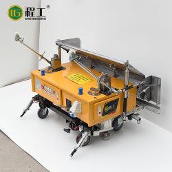 Les machines de mortier de ciment Mur de mélange de sable de plâtrage pour les murs de la machine