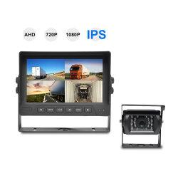 12-24V 720p 1080p AHD 7인치 후방 트럭 카메라 시스템