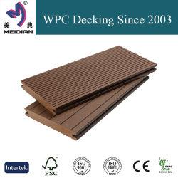 140X20мм композитный Пол WPC плата дерева Композитный пластик пол 100% для вторичной переработки