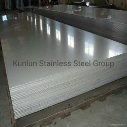ASTM A240 304 placa de aço inoxidável laminada a frio