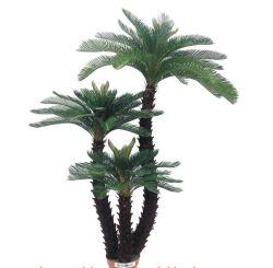 2 متر الديكور شجرة السيكا الصناعية بونساي (داخلي وخارجي)