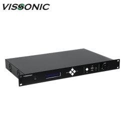Vissonic 오디오 비디오 유선 DSP 회의 시스템 컨트롤러 회의 프로세서