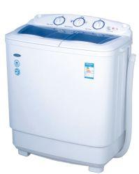 de Wasmachine van de tweeling-Ton 5.5kg (XPB55-898S)
