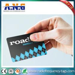 Настраиваемые печать карта участника с чип RFID для управления