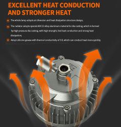 إضاءة عالية الجودة مقاومة للانفجار بقدرة 50-80 واط، IP66