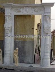 Arco de granito mármore pedra de porta para porta Archway Surround (DR041)
