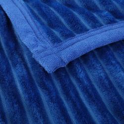 100% poliestere coperta a flanella coperta a flanella doppio strato Flush Flush Flush Flush Flush Gettare coperta di feltro per tessuto domestico