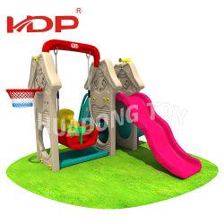 Gute Qualitätsfabrik-Preis-Schwingen-und Plättchen-gesetzter Baby-Schwingen-Kleinkind-Schwingen-Sitz