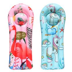 Unicornio de flotación de la Flotación de la Junta de Comercio Exterior de la flotabilidad de PVC piscinas de agua inflable Paddle Surf Niños