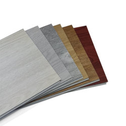 Protex Spc Flooring 3mm 4,5 mm 7 mm de planche de Base rigide en vinyle