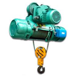 Haltbare Feuergebührenkundenspezifische Hebevorrichtung-elektrisches Drahtseil des Aufbau-1ton