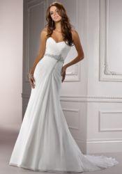 Vestido de novia vestido (Courtney)