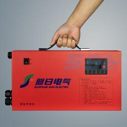 전기 포크리프트 충전기 EV 기관자전차 또는 Agv 또는 골프 카트 또는 트랙터 또는 트럭 또는 기중기 또는 관광 차 차량 충전소