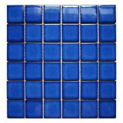 Mosaico em cerâmica 6X6 Mosaico Art para Piscina