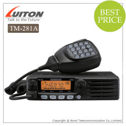 65 W Radio Mobile Base Station TM-281A/481A