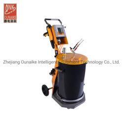 Nouveau système de revêtement de poudre de pulvérisation électrostatique de la machine pistolet de peinture de pulvérisation