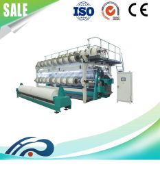 인공 모피 길쌈 기계 또는 Raschel 편물기 최고 수준 Raschel 직물 Artificia 모피 또는 Flannel 담요를 만들기를 위한 길쌈 기계 ARP 편물기