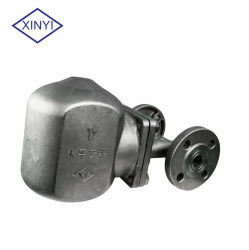 Haute efficacité, économie d'énergie et de déplacement du levier de type à bride flotteur à bille Piège à vapeur pour la vapeur d'impression et de la Teinture