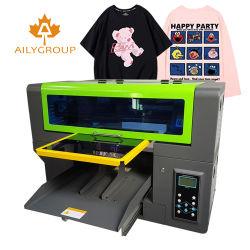 La Chine de gros de tissu numérique textile T Shirt Machine d'impression DTG Imprimante