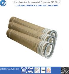 Sacchetto filtrante Nomex con ago perforato in tessuto non tessuto