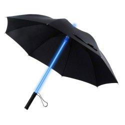 軽いトーチが付いているロゴによって印刷される昇進の8つのパネルまっすぐなLEDの傘