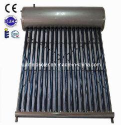 Intégrer de préchauffage chauffe-eau solaire AVEC CE / SRCC / Solar Keymark