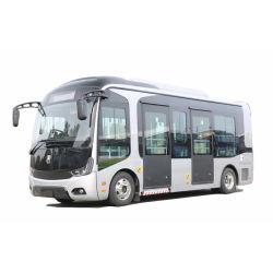Mini-Bus cittadino per veicoli elettrici a 20+1 posti a 2 porte da 6,8 m, destra Autobus passeggeri con guida a mano