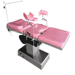医療機器は病院操作の検査のための電気Gynaecologyの手術台を供給する