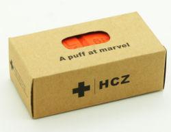 プラスチックカプセルは医学等級ボックス小型小さい6部分の旅行丸薬薬形づけた