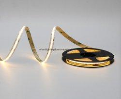UL CE 인증, 차량용 COB 방수 스트립 조명 LED