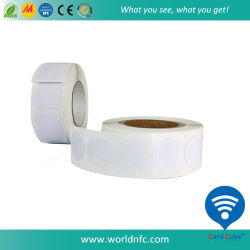 Fabriek Price Customized 13.56MHz I Code Sli RFID NFC Sticker