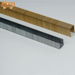 Les axes d'agrafage agrafe sur le fil fabriqué en Chine