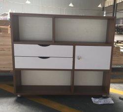 Деревянные Книжный шкаф с 2 и 1 ДВЕРИ