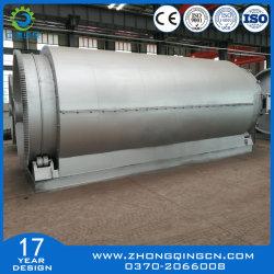 Gomma residua/plastica residua/macchina/impianto di riciclaggio di gomma residui di pirolisi con CE, SGS, iso, BV