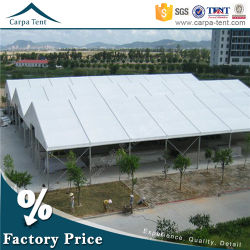 Temporäres Building Tent 20m*30m Warehouse Marquee Canopy Exported zum Inder