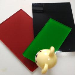 [4مّ] خضراء, حمراء وسوداء خلويّة يدهن يليّن زجاج لأنّ زخرفة