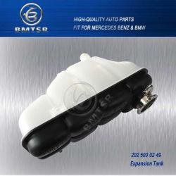 Dynamicdehnung Tank für Benz W202