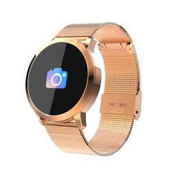 Intelligentes Armband Bluetooth Armbanduhr-Telefon für IOS androide iPhone Samsung-Stützaufrufendes programm Identifikation, Gesundheits-Pedometer Bluetooth Synchronisierungs-intelligentes Uhr-Telefon