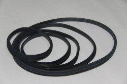 الحشيات المطاطية لفتحة التهوية حشايا مطاطية EPDM لتركيب الدوق الفولاذي ذو حلزوني التهوية